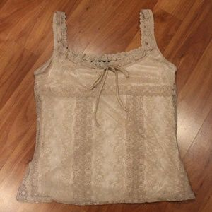 Vintage Express Lace Top